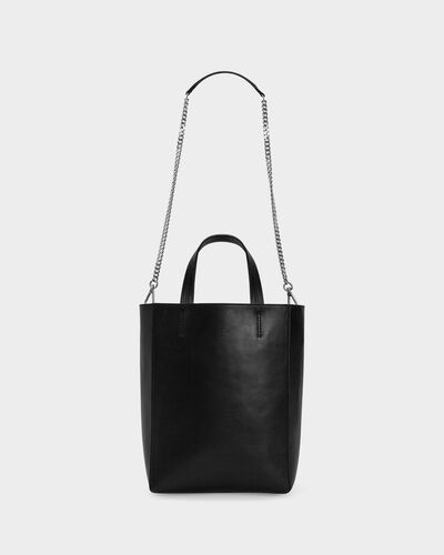 IRO - BROOMEGM BAG BLACK/SILVER