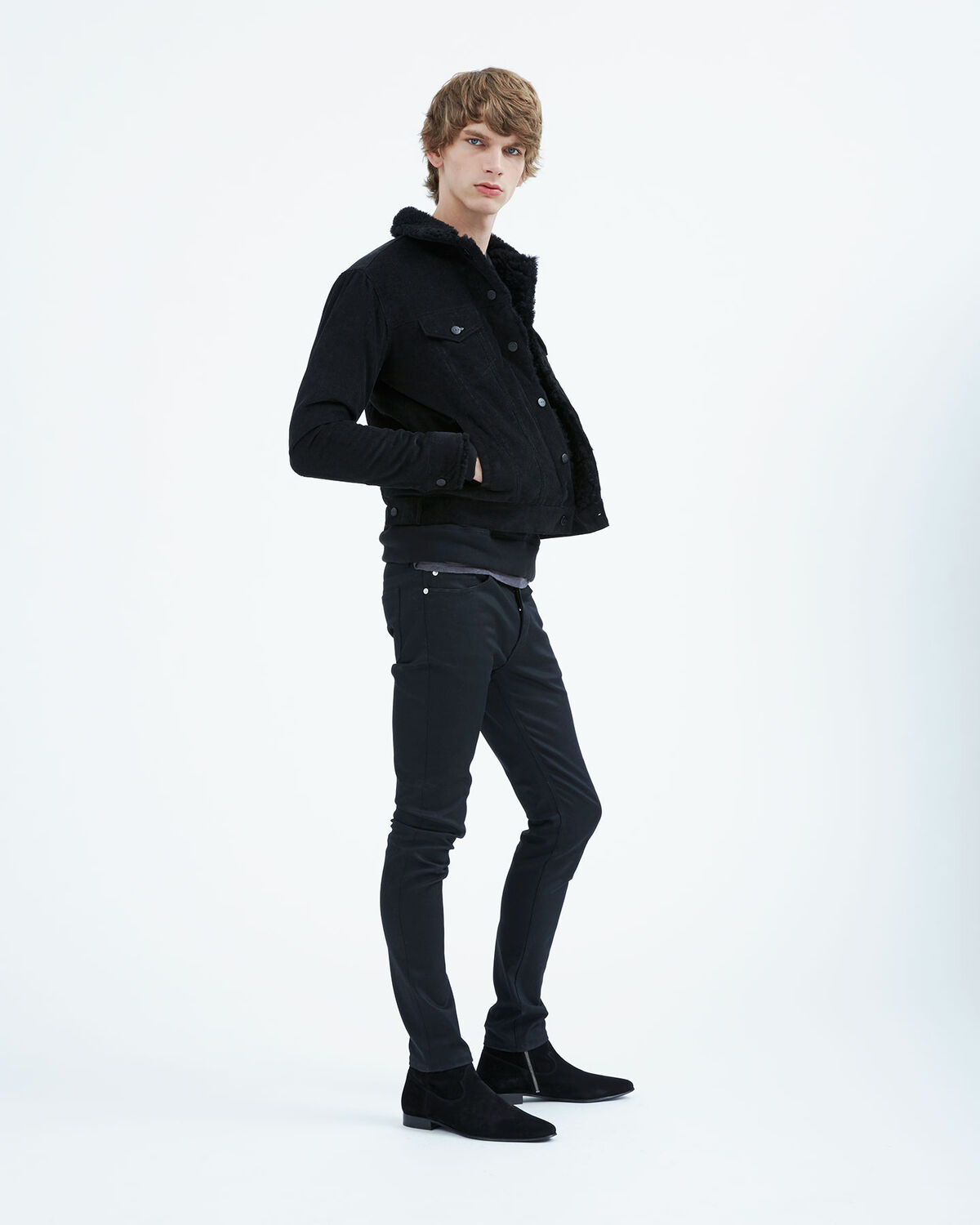 IRO - MAREK JACKET BLACK