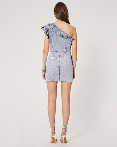 IRO - SAGAMA DRESS MOONLIGHT BLUE