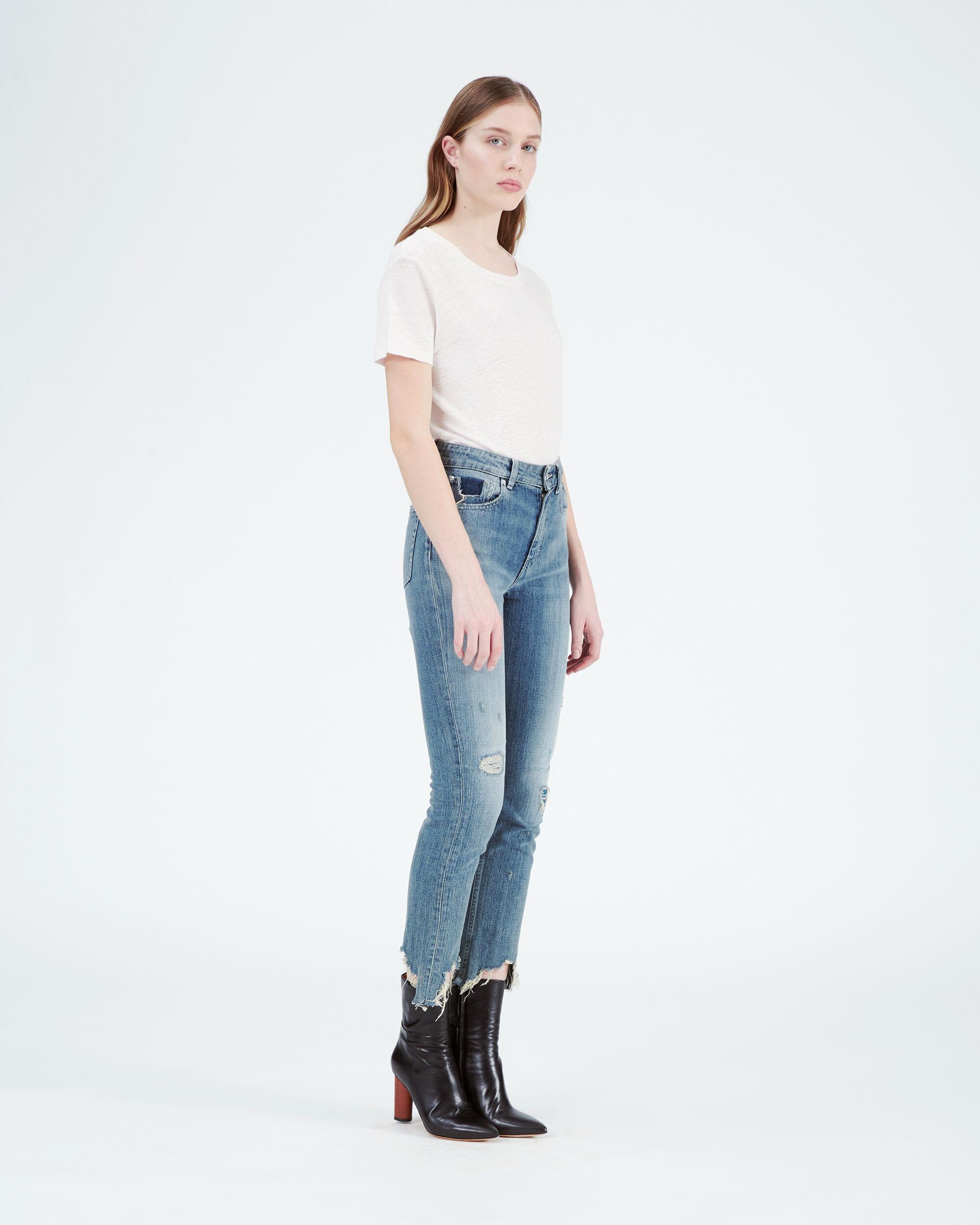 Iro Woman Flat White Size 41 Iro RBZpHBI