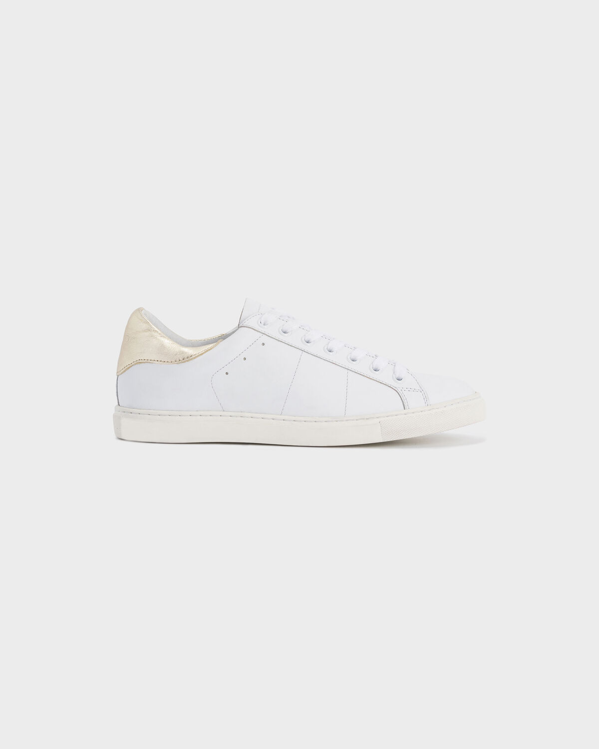 IRO - BASIC SNEAKERS WHITE/GOLD
