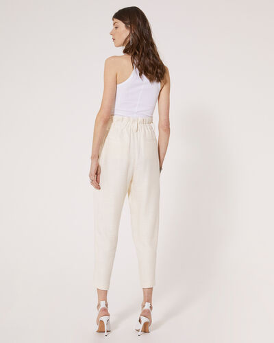 IRO - KALY TROUSERS WHITE