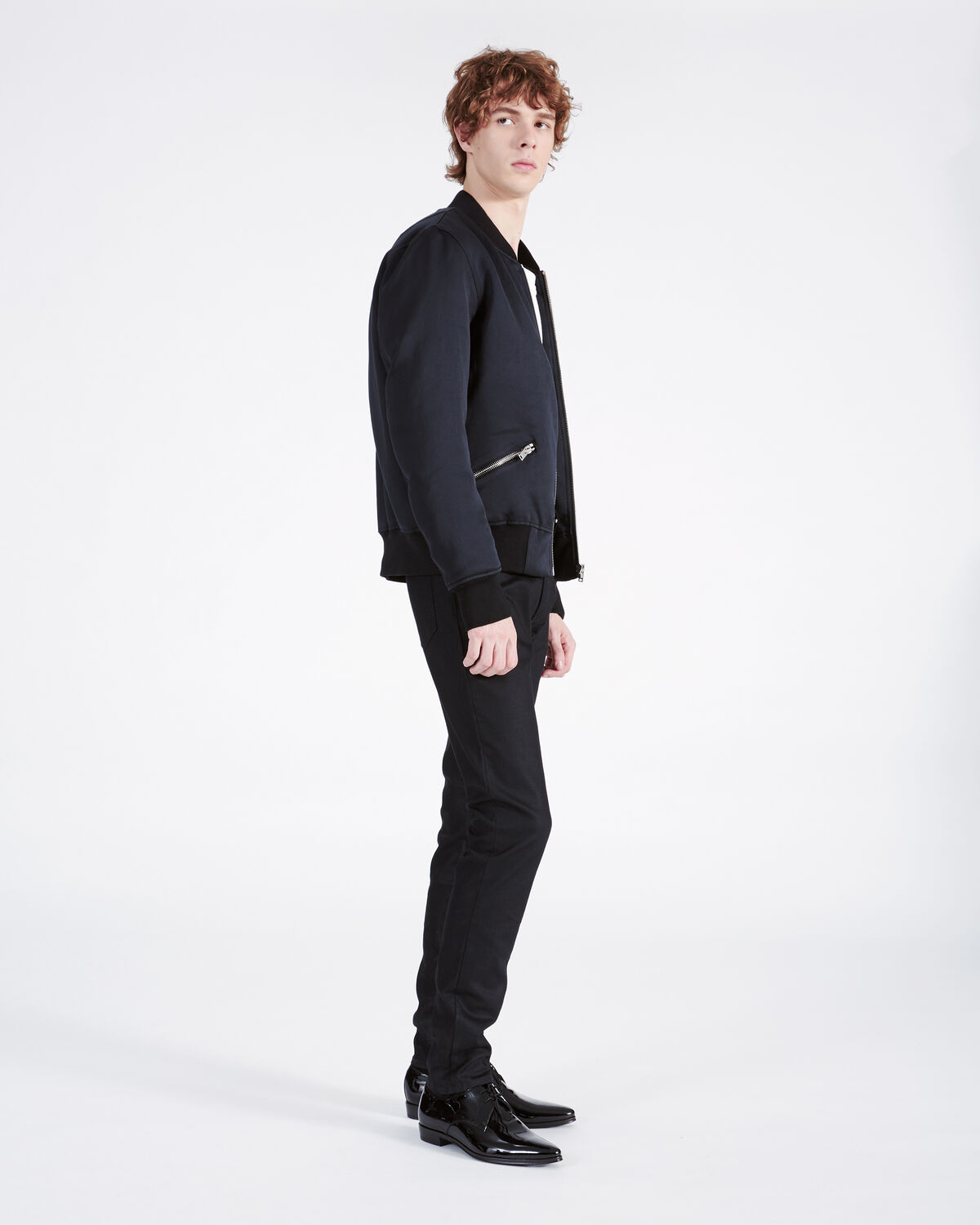 IRO - BENEATH JACKET BLACK