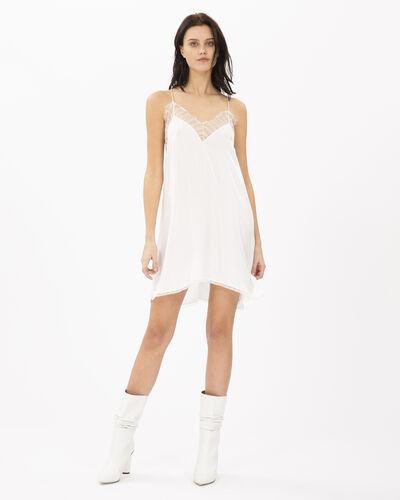 Iro Berwinia Dress In Ecru