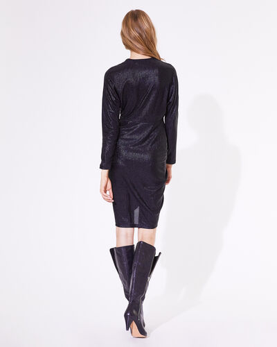 IRO - CILTY DRESS BLACK