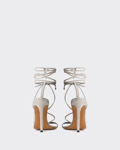 IRO - HYNE SANDALS WHITE