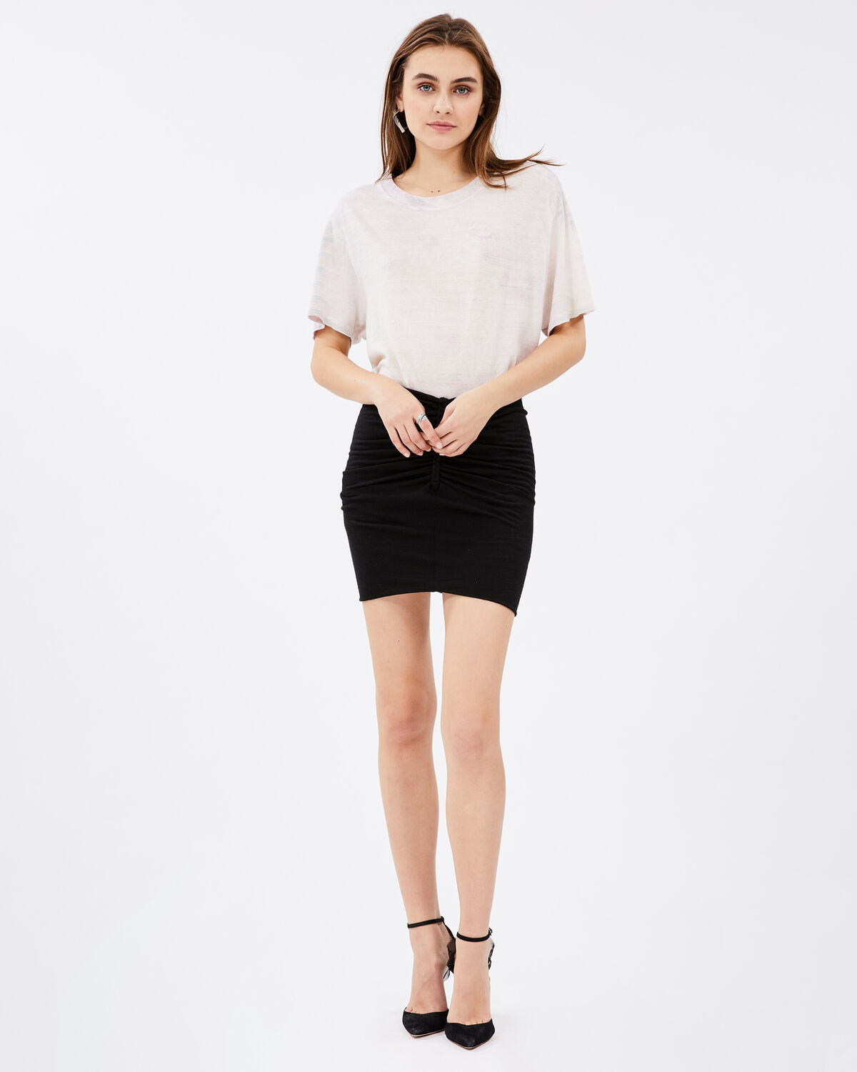 IRO - WILY SKIRT BLACK