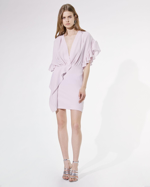 Cedar Dress Light Pink by IRO Paris