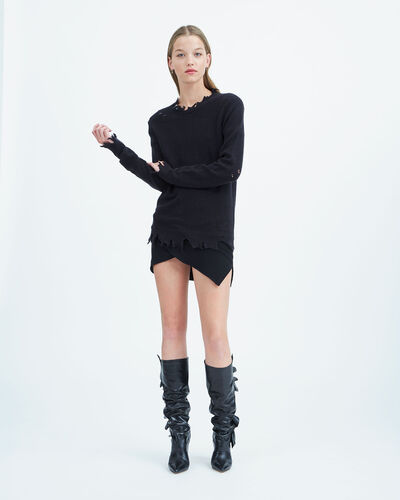 IRO - BERITO SWEATER BLACK