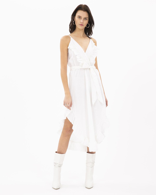 Lemon Dress White by IRO Paris