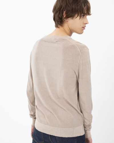 IRO - EFFICIENT SWEATER GREY BEIGE