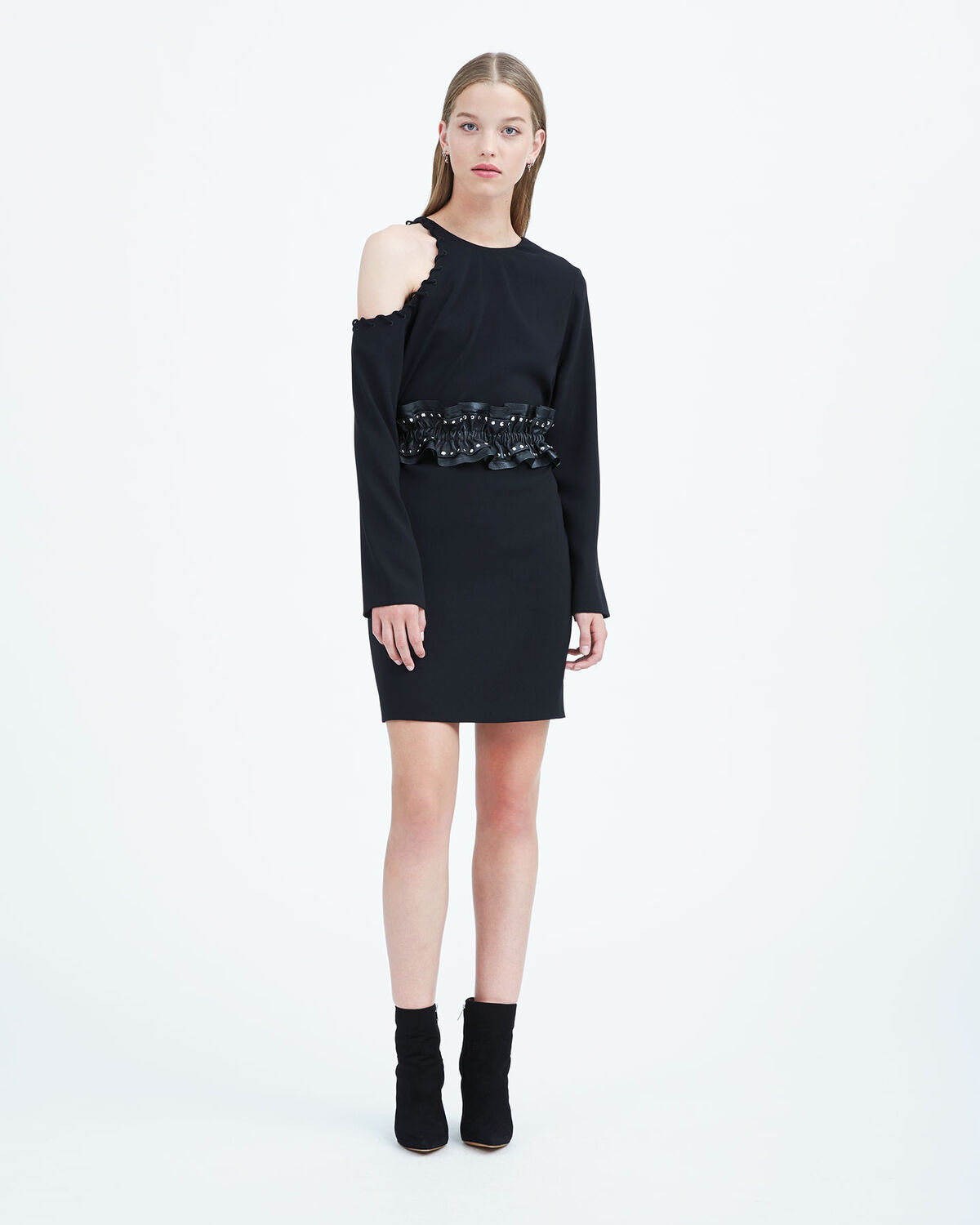 IRO - BREEN DRESS BLACK