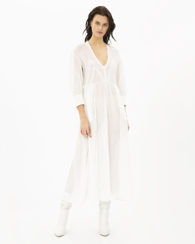 Artistic Dress White by IRO Paris
