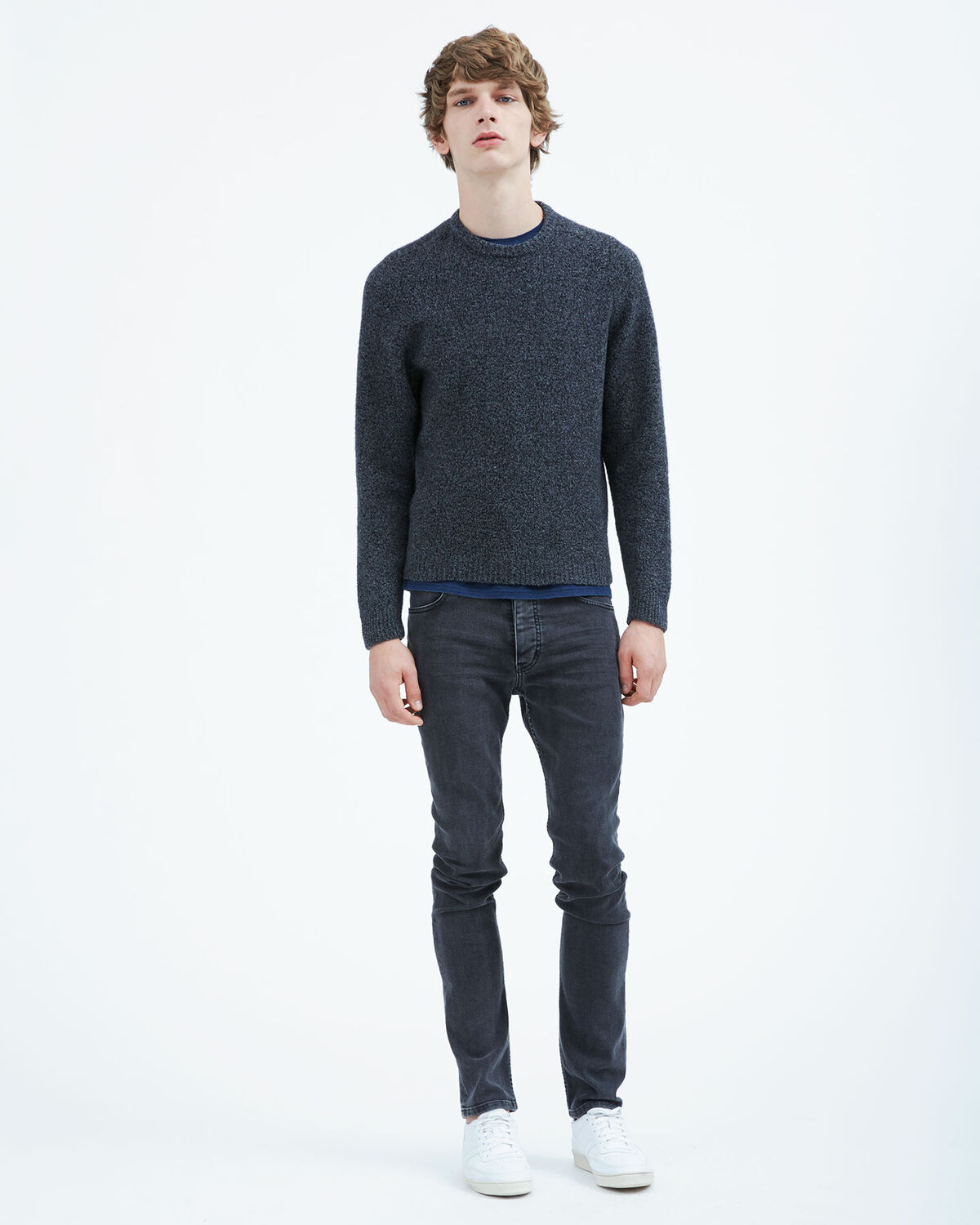 IRO - TREVY SWEATER ANTHRACITE