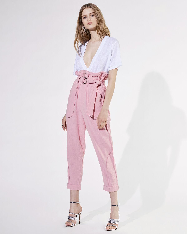 Harmony Pants Light Pink by IRO Paris