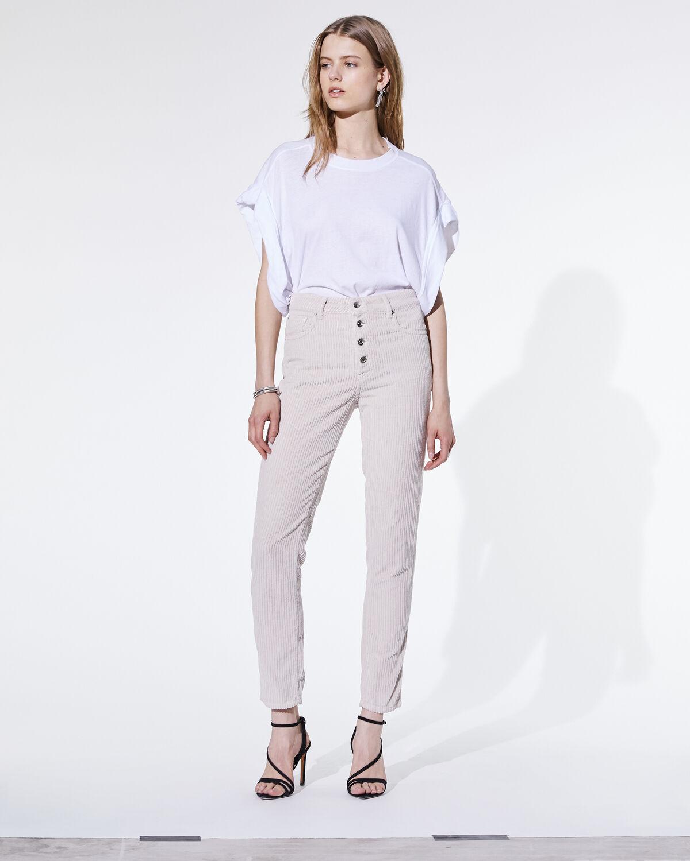 Gaemy Jeans Beige by IRO Paris