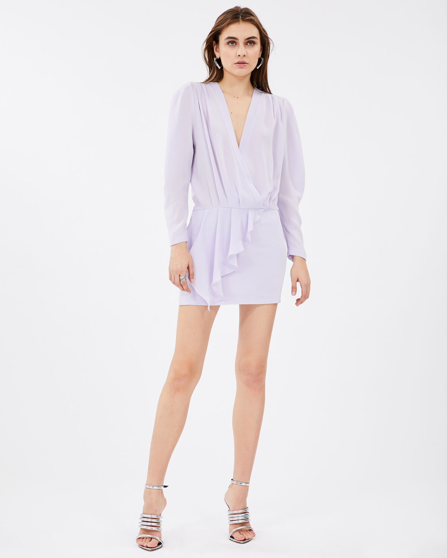 IRO - OAK DRESS LIGHT PURPLE