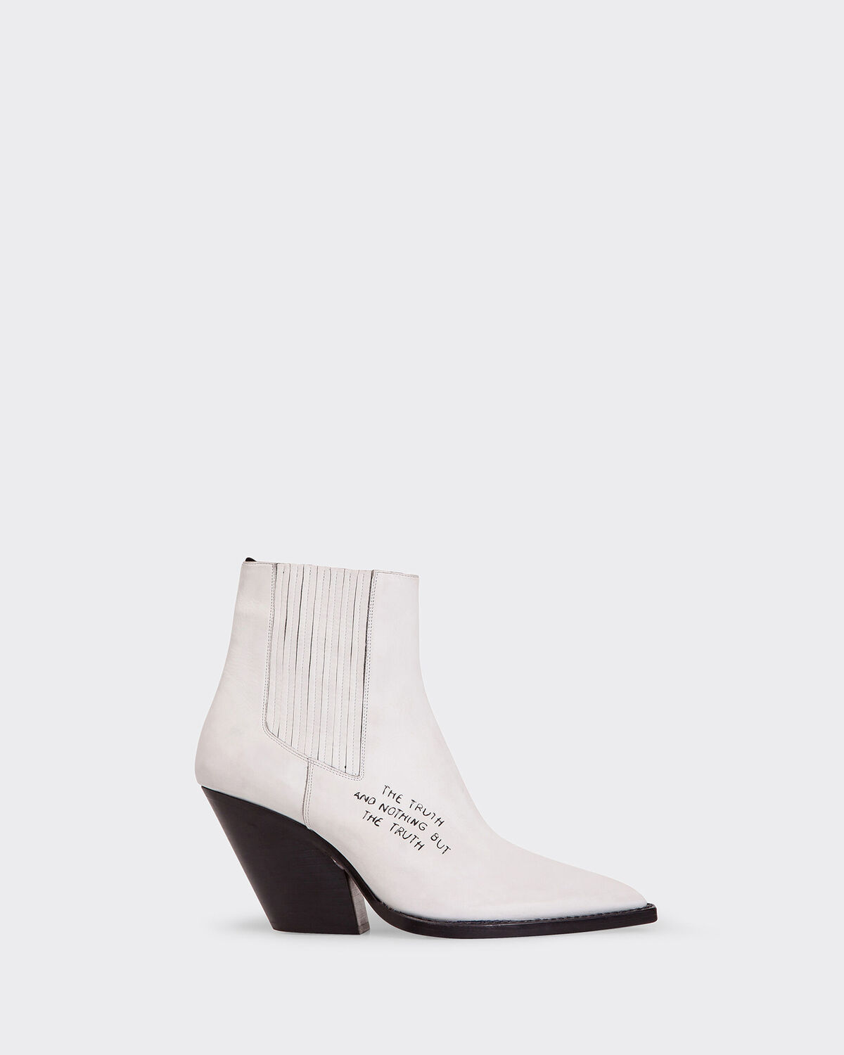 Thetruth Boots in White from IRO