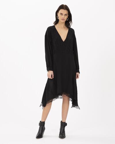 Iro Talent Dress In Black