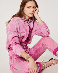 IRO - CHEMISE AGGY CANDY PINK
