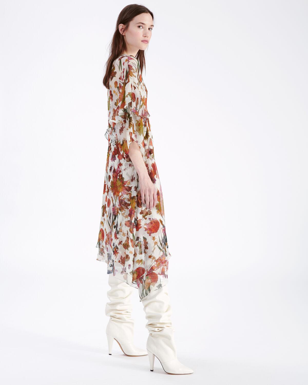 IRO - SOMETHING DRESS BEIGE