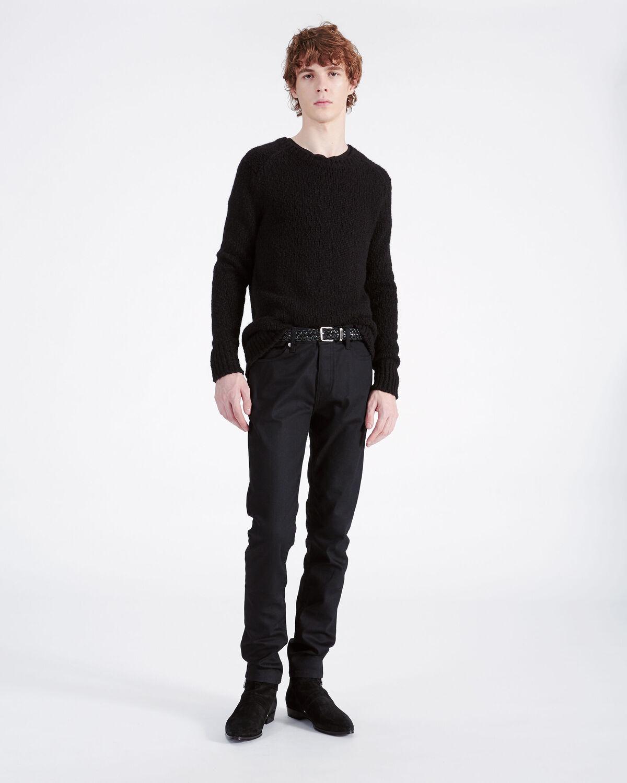 IRO - PETE SWEATER BLACK