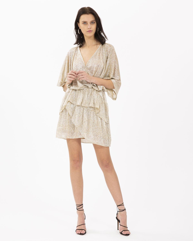 IRO - WIDE DRESS LIGHT NUDE