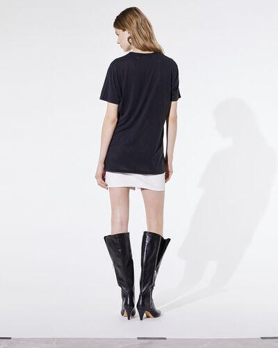 IRO - LOUI T-SHIRT USED BLACK