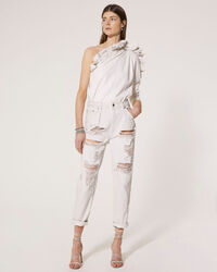 IRO - ELINI JEANS DIRTY WHITE