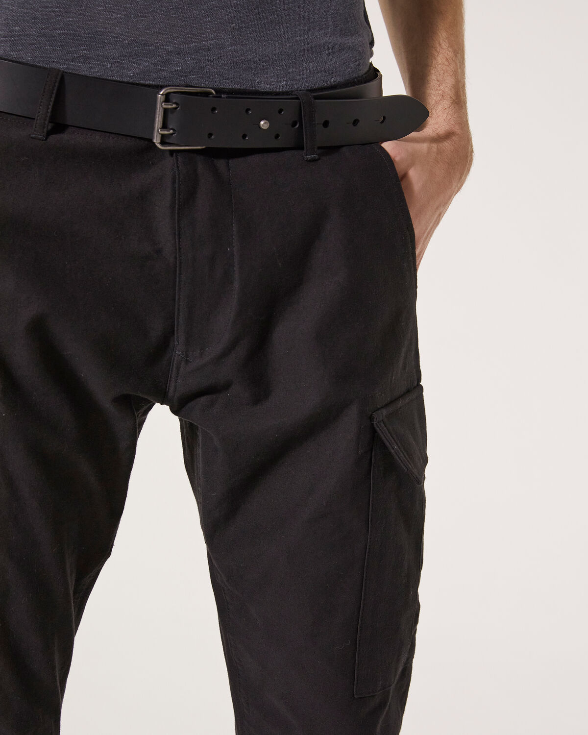 IRO - MANZAREK TROUSERS BLACK