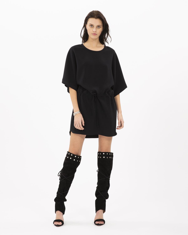 Arbutus Dress Black by IRO Paris