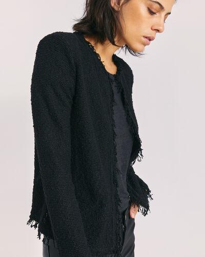 IRO - SHAVANI JACKET BLACK