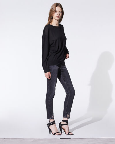 IRO - LADSON SWEATER BLACK