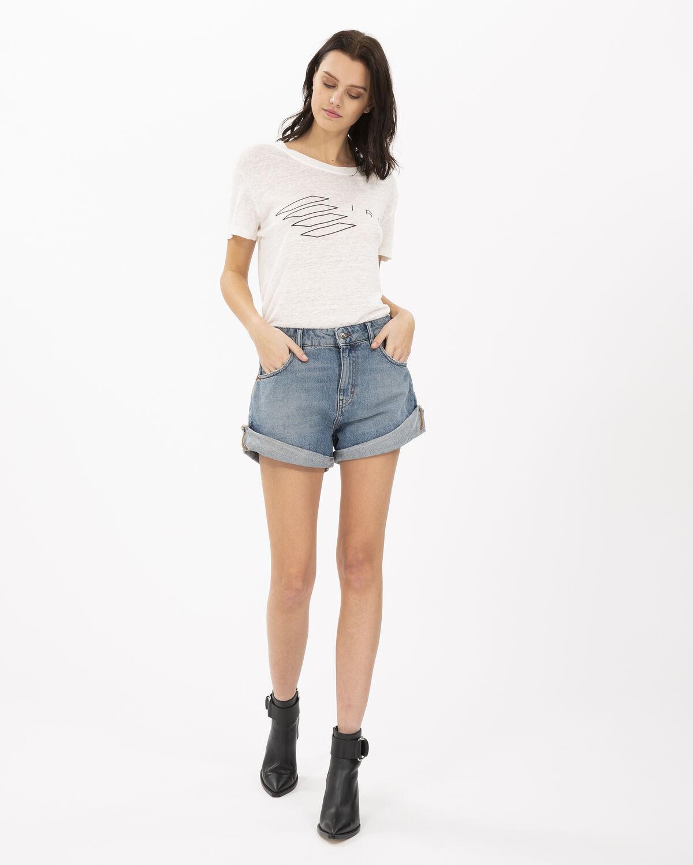 IRO - LUCIE T-SHIRT WHITE