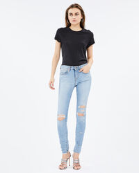 IRO - ELERIE JEANS BLUE DENIM