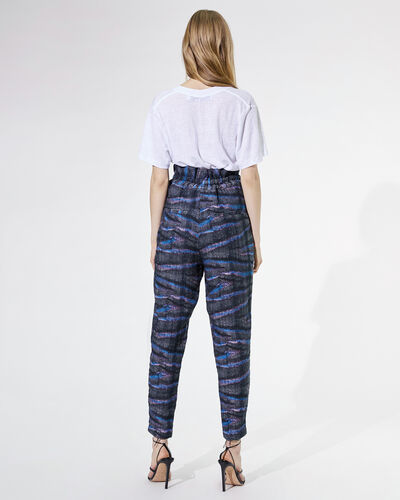 IRO - COGENT PANTS BLUE