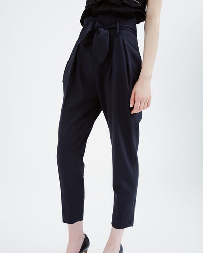 IRO - FISHERI PANTS BLACK