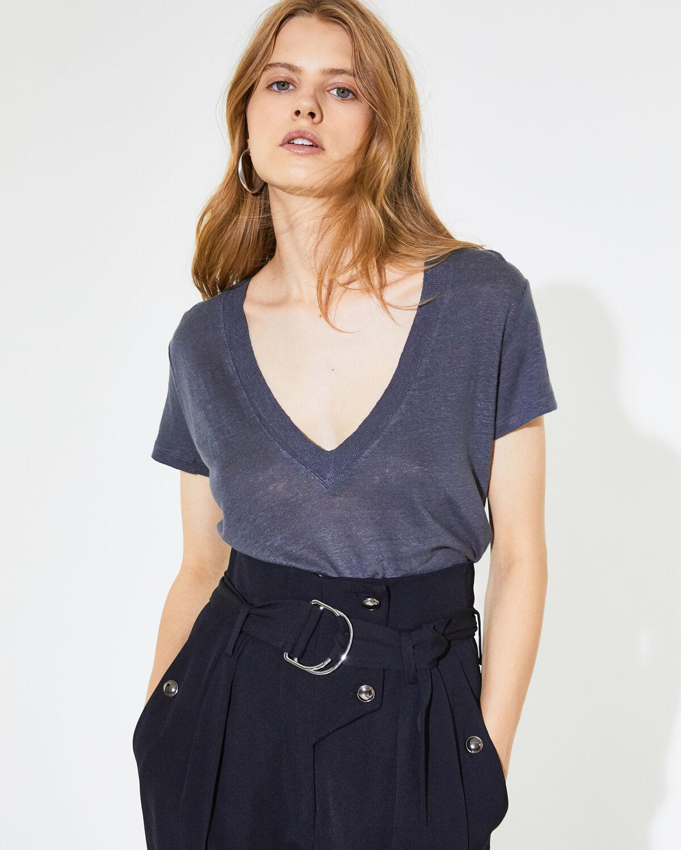 Rodeo T-Shirt Slate Grey by IRO Paris