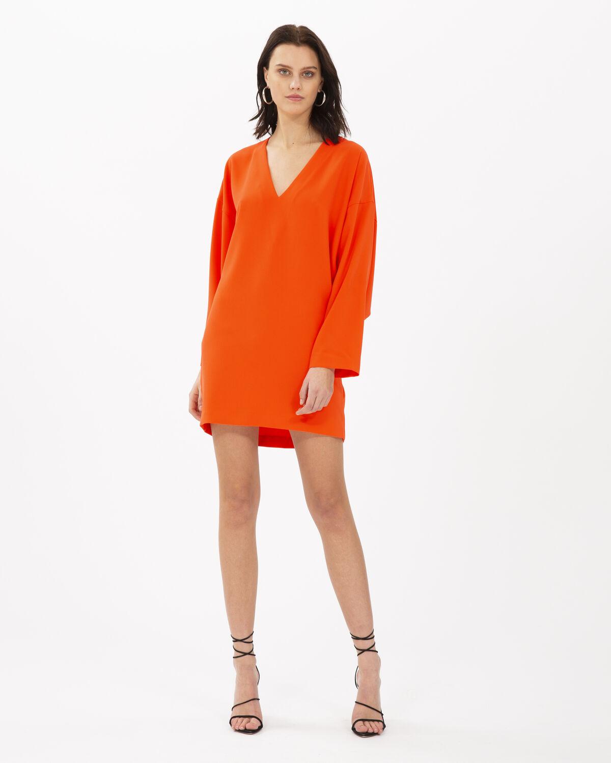 Supple Dress Orange by IRO Paris