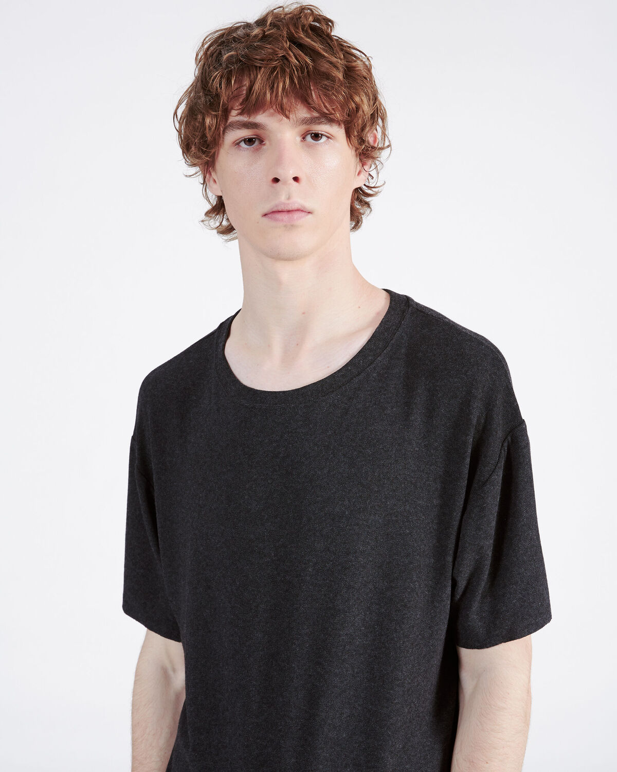 IRO - TIM T-SHIRT ANTHRACITE