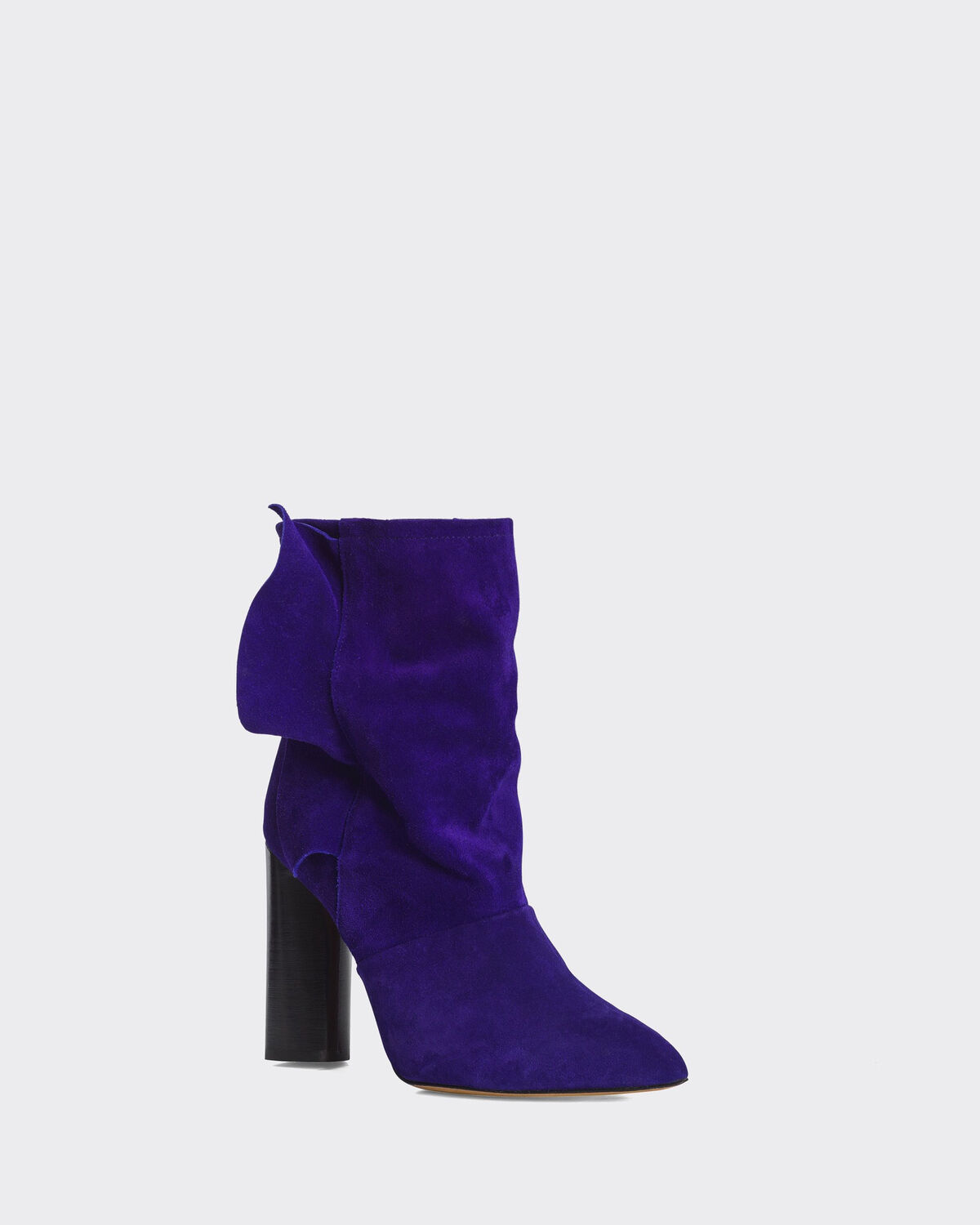 IRO - BOTTINES CIDRAVOLTI PURPLE