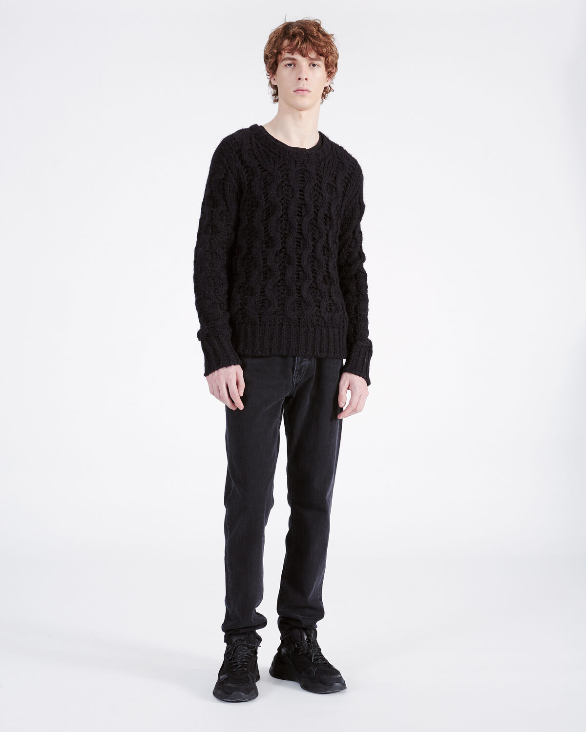 IRO - TEO SWEATER ANTHRACITE