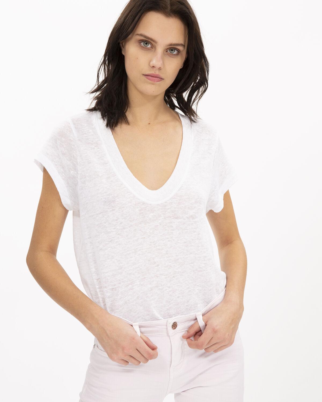 IRO - PALMY T-SHIRT WHITE
