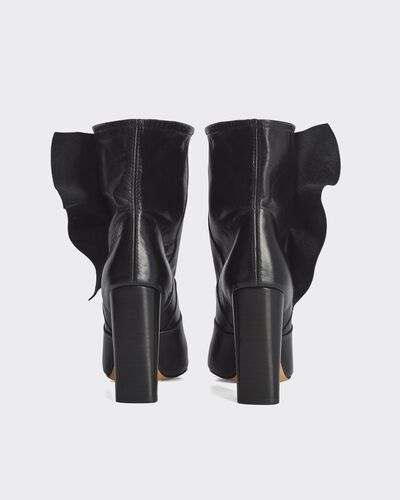 IRO - BOTTINES DRAVOLTI BLACK