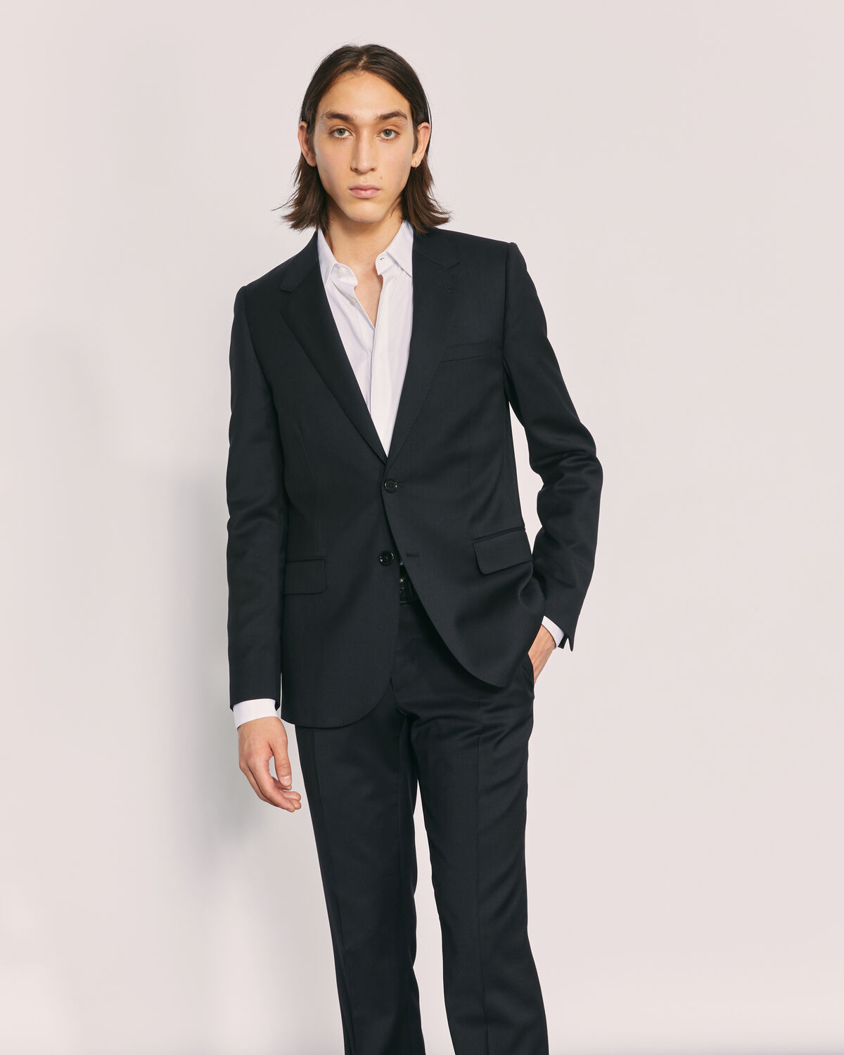 IRO - JHIM SLIM SUIT JACKET BLACK