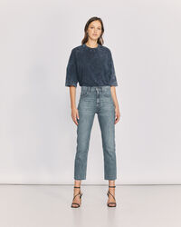 IRO - HYPNOSIS STRAIGHT LEG JEANS COUNTRY MID BLUE
