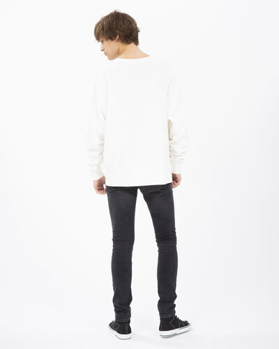 IRO - TRUTHFUL SWEATER WHITE