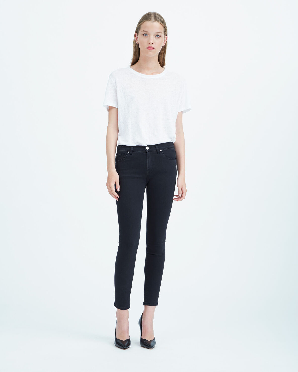 IRO - LYN JEANS BLACK DENIM
