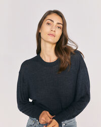 IRO - PULL TEAR DARK GREY