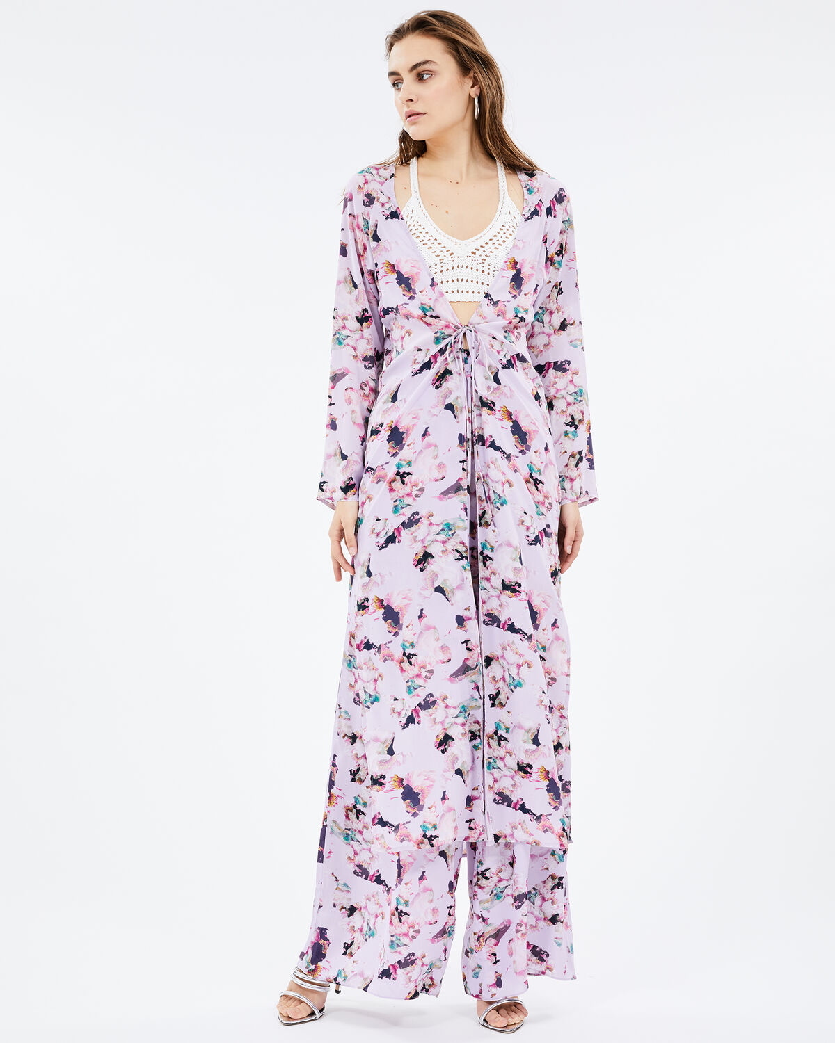 Adorable Kimono Light Purple by IRO Paris